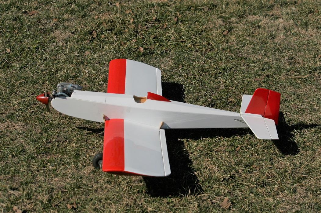 Model built by Xu Shirui.