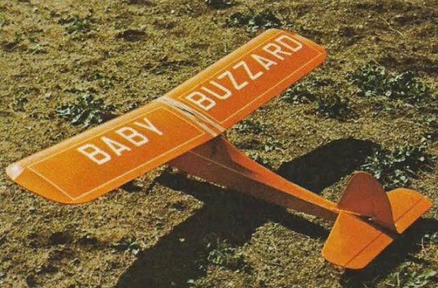 Baby Buzzard | The Balsa Workbench